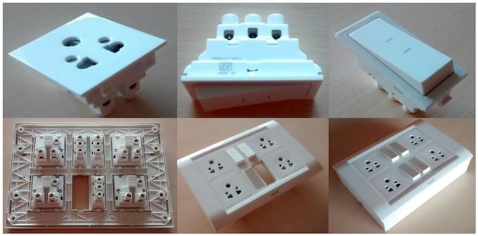 WiFi Quad Relay Board with Plastic Box