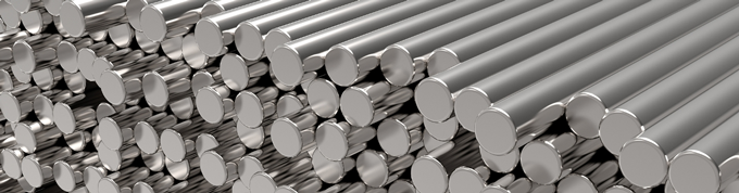 This is how we start production: from 316L steel bars.
