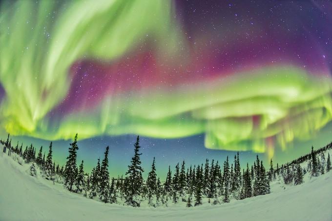 Ultrawide Aurora
