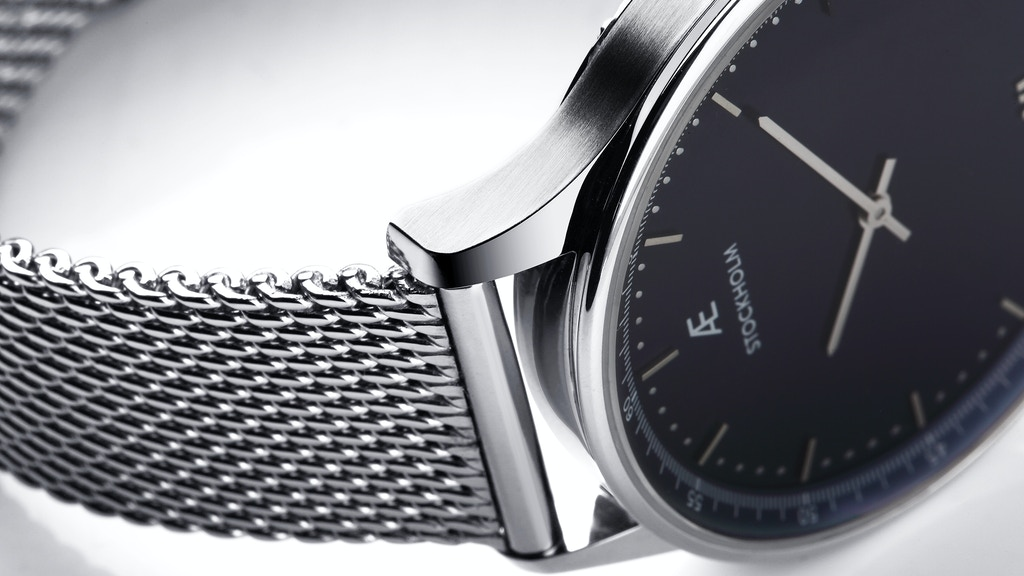 Aevi - Beautiful watches from Sweden, for a better world project video thumbnail