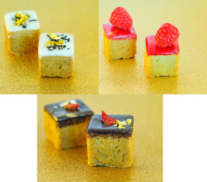 Nos cubecakes : des cupcakes, mais en mieux