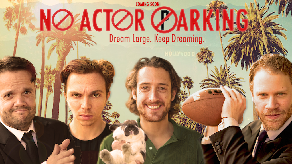 NO ACTOR PARKING: A Comedy Series About Hollywood project video thumbnail