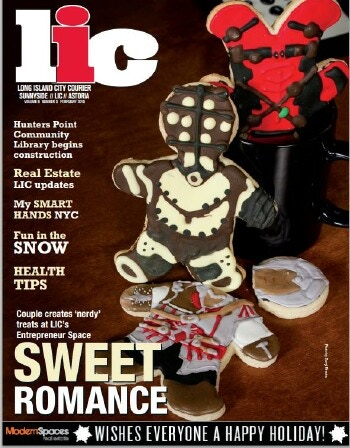 Cover of LIC Courier Magazine