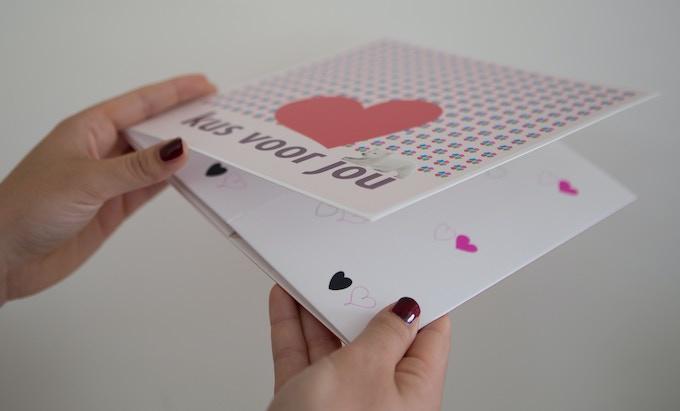 It is a card