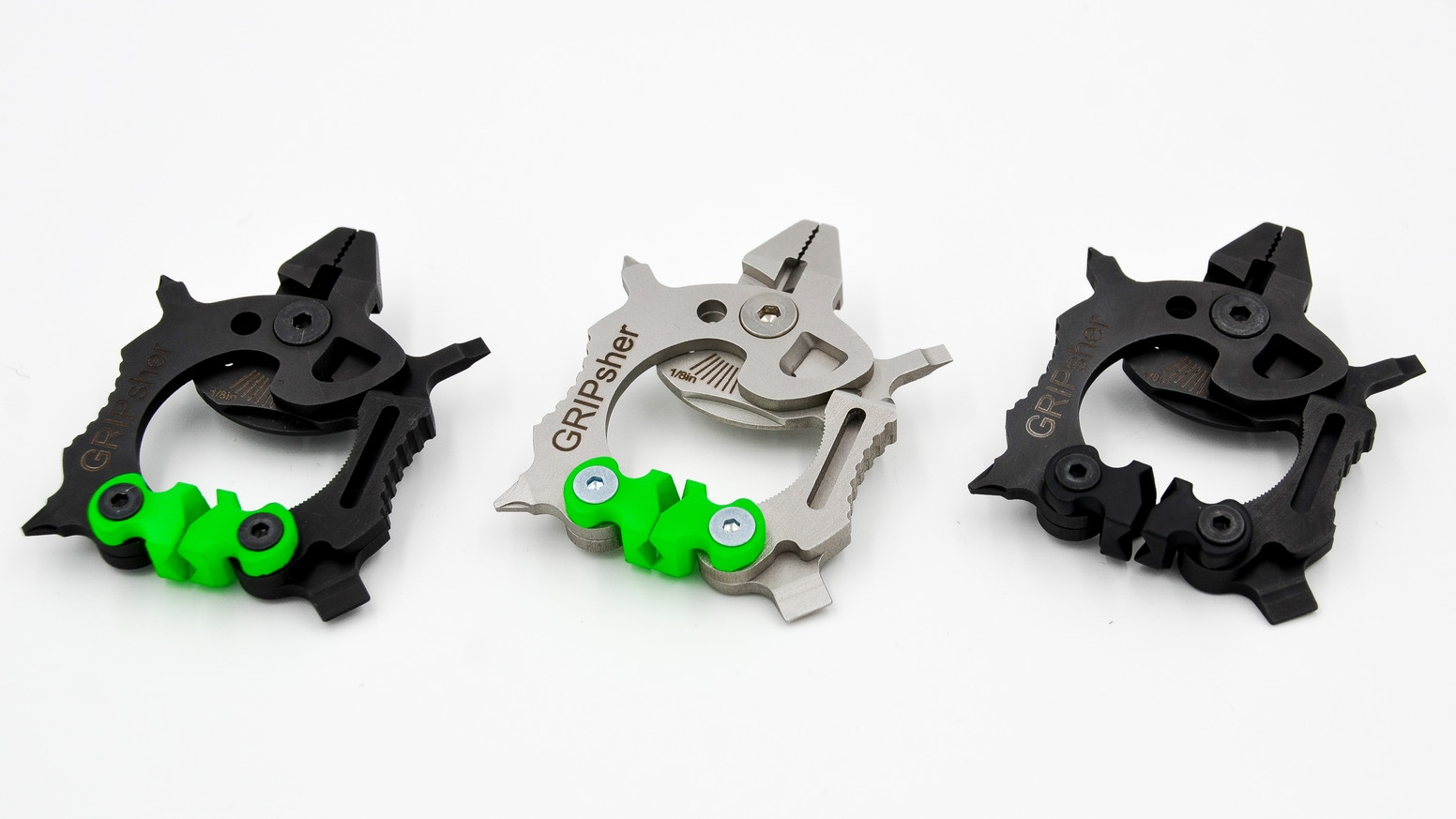 GRIPsher is a robust and unique multitool offering unparalleled functionality and a program to give it to military members for free!