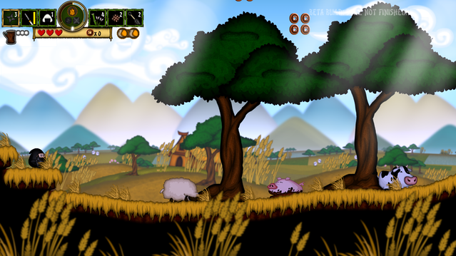 Bento Plains is all about farmland, which brings a host of new farm-themed level mechanics