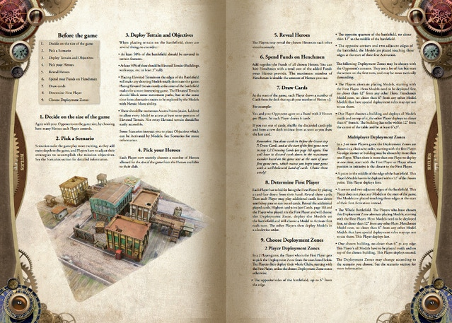 Wolsung 2nd Edition Rulebook Online