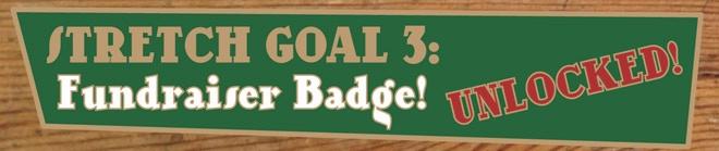 I FUNDED Badge: UNLOCKED!