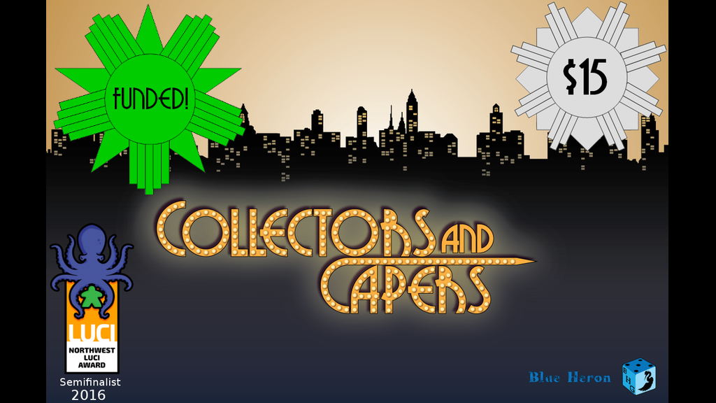 Collectors and Capers project video thumbnail