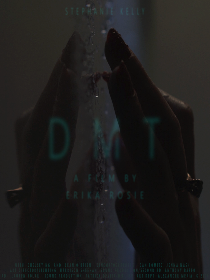 DMT: A Short Psychedelic Coming of Age Horror Film by Erika