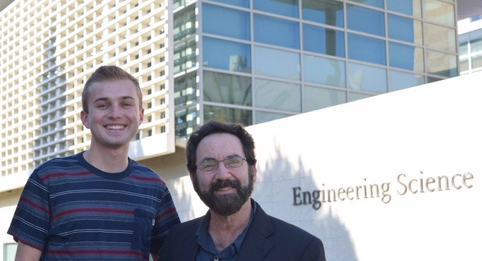 Founders: Travis Brashears (Left) and Philip Lubin (Right)
