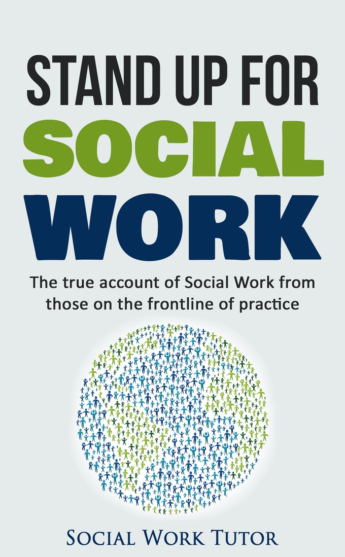 Stand up for Social Work book