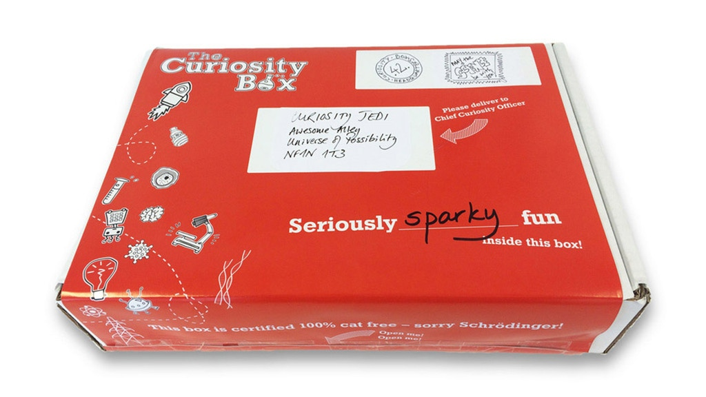 The Curiosity Box: Serious fun science subscription for kids project video thumbnail