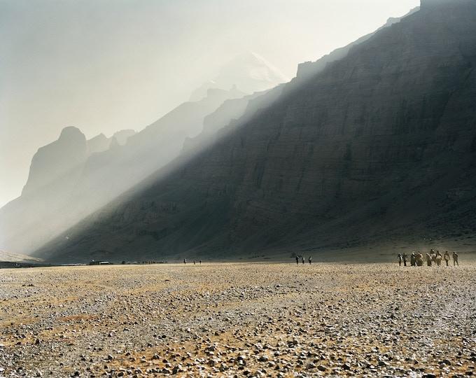 Mount Kailash - Lha Chu valley
