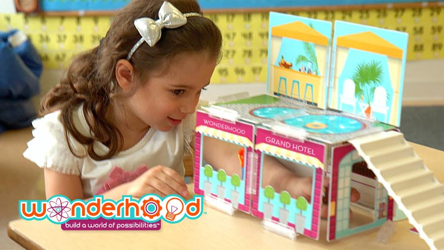 Imaginative Toys For Girls : Wonderhood building toys for girls who break the mold by