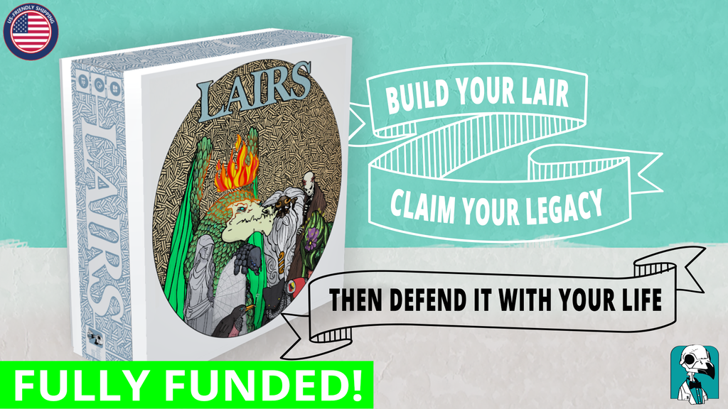Lairs: Build Your Lair, Then Defend It With Your Life project video thumbnail