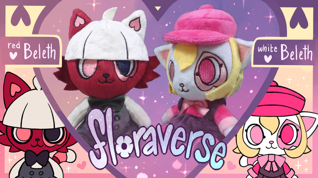 Floraverse: Beleth Makes Dolls! - Official Plush Run project video thumbnail