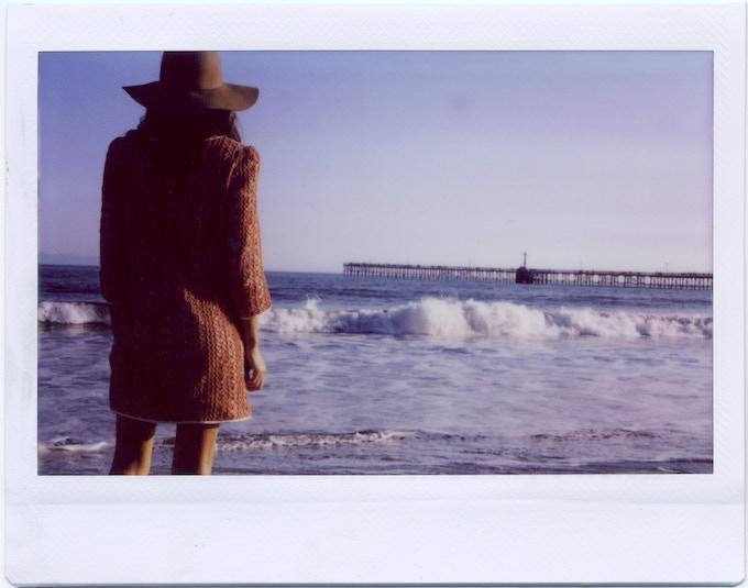 Photo taken with Mercury prototype on Instax Wide instant film