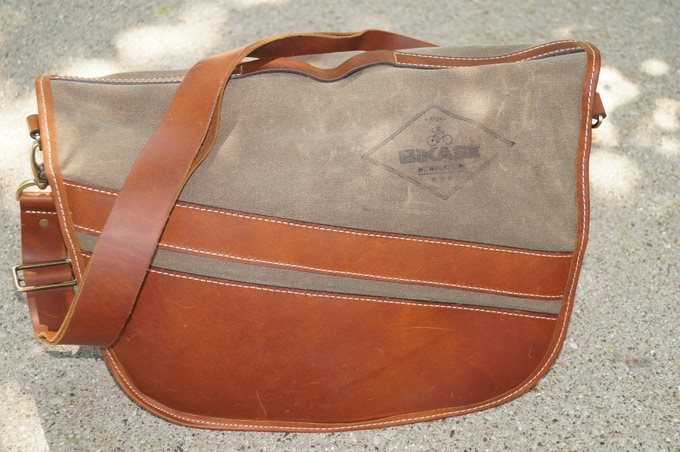 Made in the USA - Messenger Bag