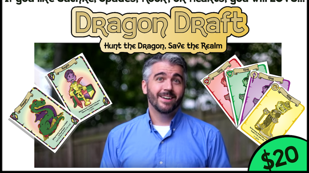 Dragon Draft project video thumbnail