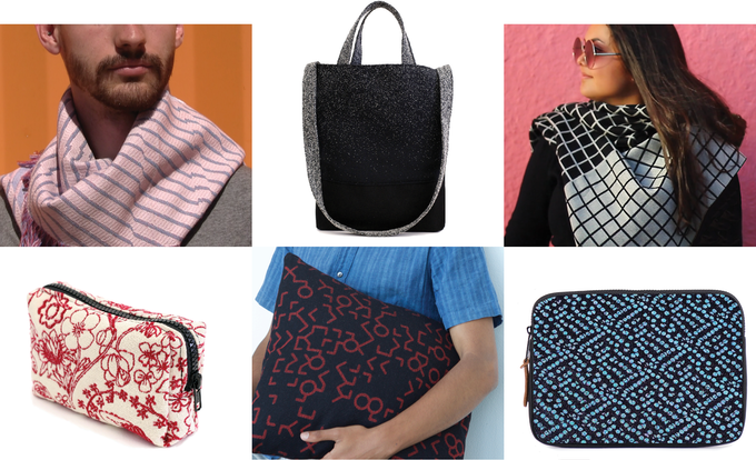 Products you can make with under 2 yards of fabric. See details in the Rewards section.