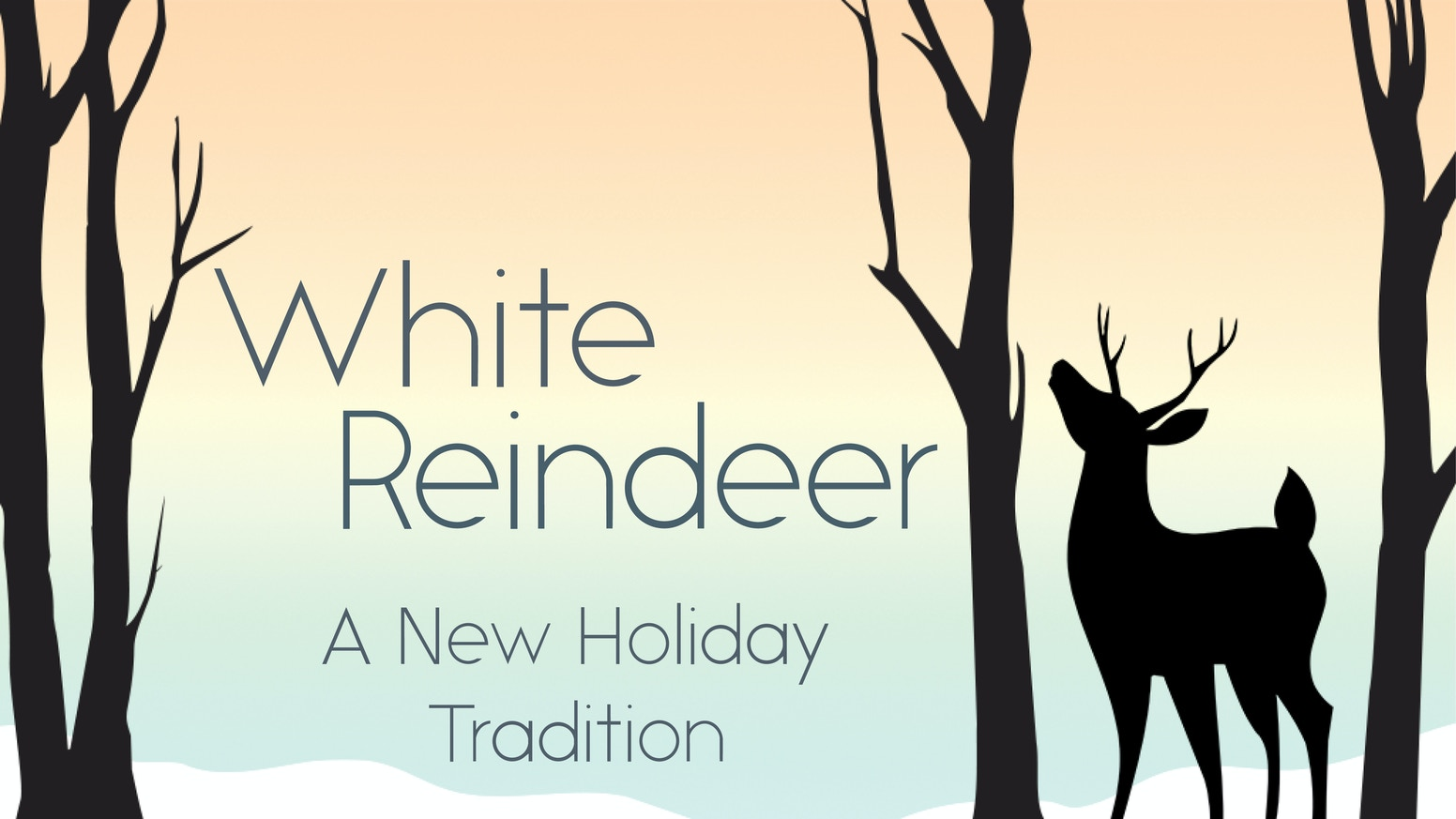 "White Reindeer is a reinvention of the classic ""White Elephant"" gift exchange, adding a bit more strategy and a lot more fun."