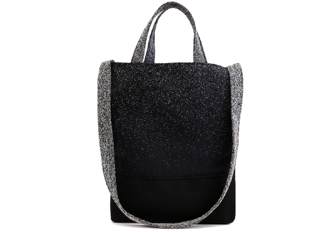 WOVNS Tote in Digital Ombré  by CW&T. Select from 3 patterns.