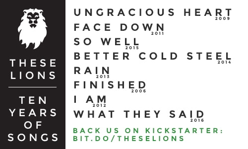 Here's the track listing for the album!