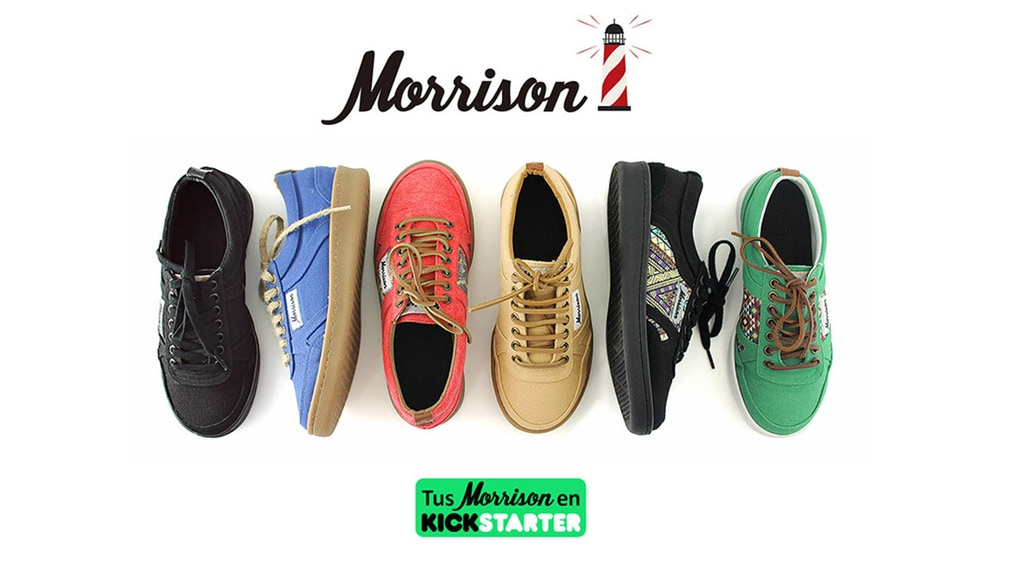 Morrison - 100% Spanish sneakers miniatura de video del proyecto