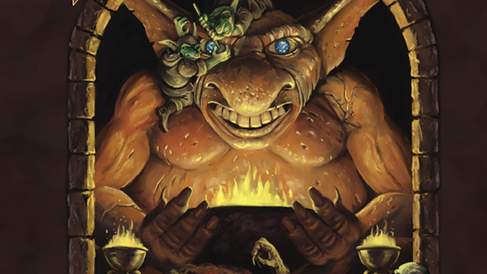 The Dark Hold Goblin Adventures RPG for Savage Worlds by Rebel Minis ...
