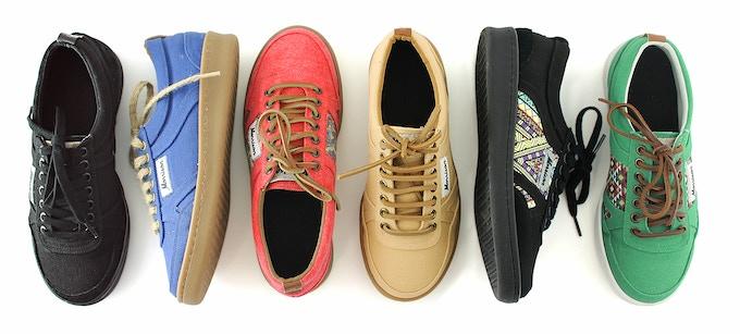 1003d7d68 Morrison - 100% Spanish sneakers by Pablo Recuenco Pizarro — Kickstarter