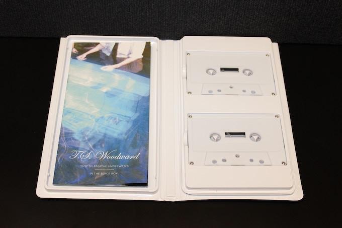 Cassette album and booklet prototype