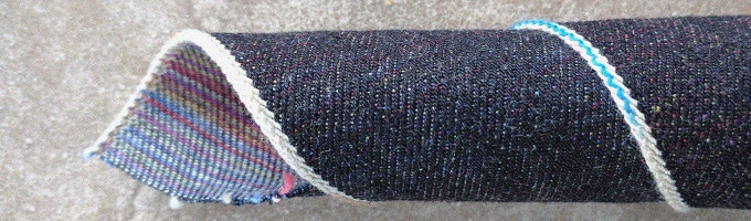 Reward #24 15 OZ CANDY WEFT V.3 WITH RAINBOW SELVEDGE ID