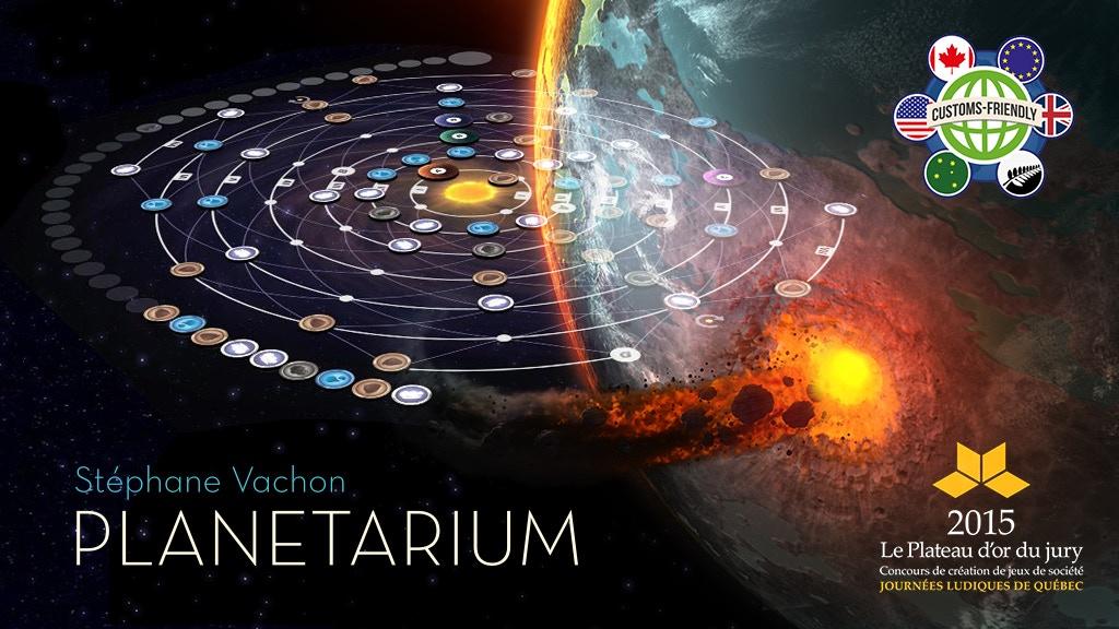 Planetarium By Game Salute Kickstarter