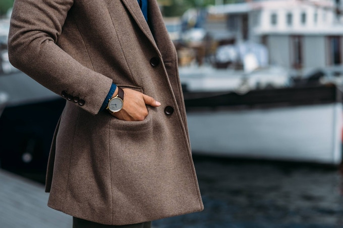 And of course, we are all obsessed with beautiful and well-made watches!