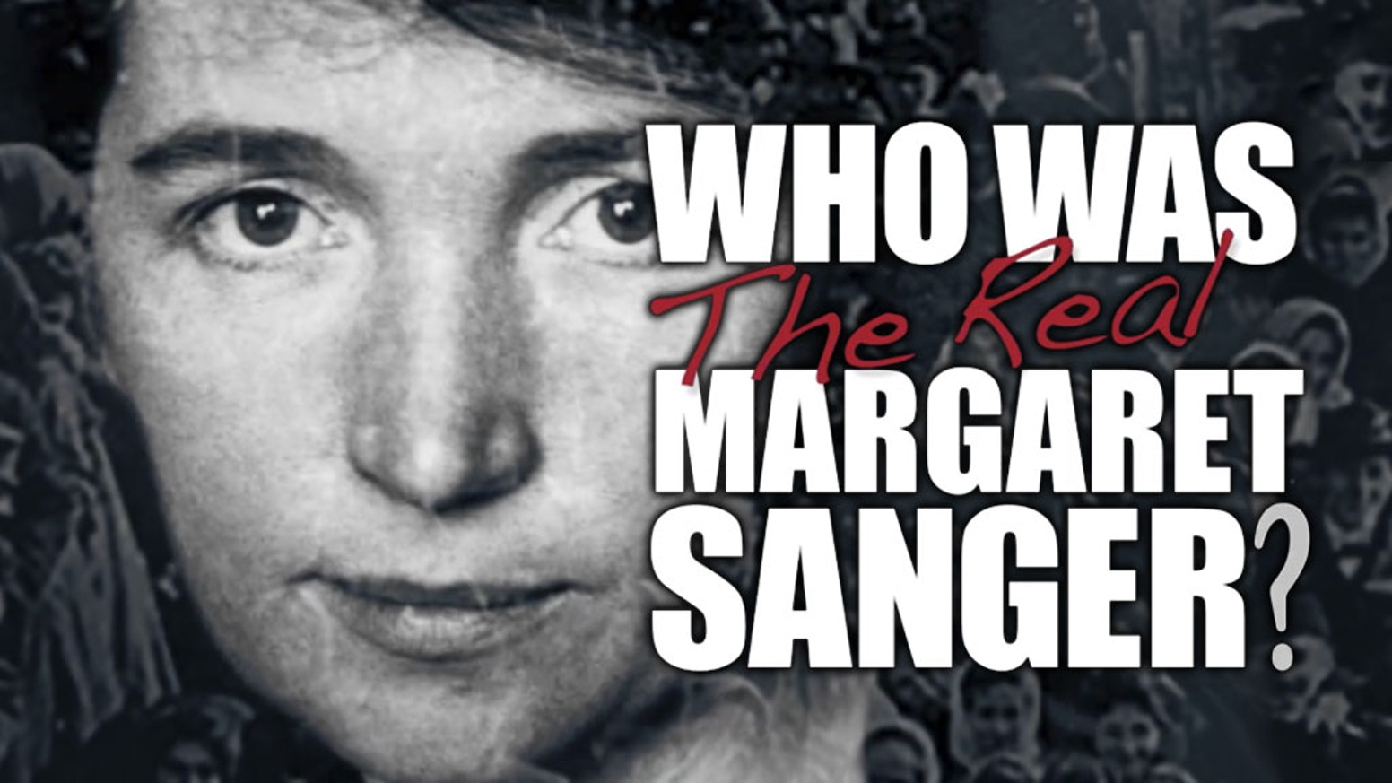 A multimedia unit study for high school students about Margaret Sanger and how she changed America's mind about birth control.