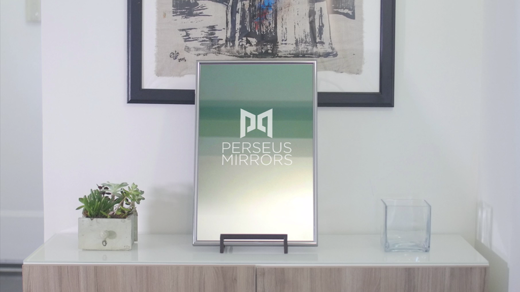 Perseus: The World's Smartest Mirror project video thumbnail