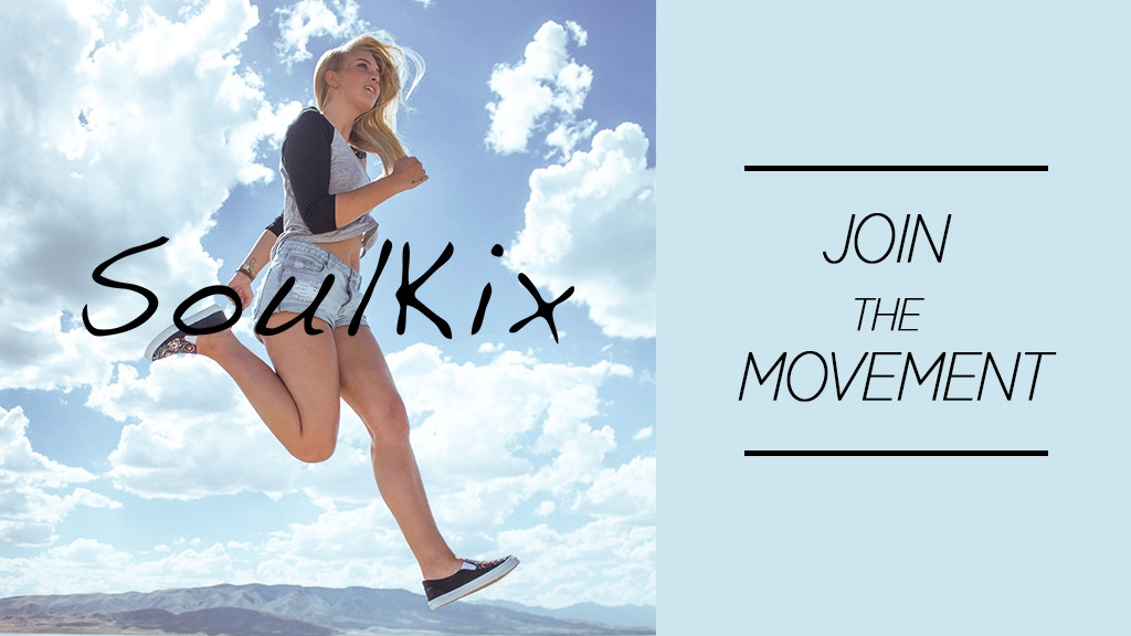 SoulKix: Join The Movement project video thumbnail