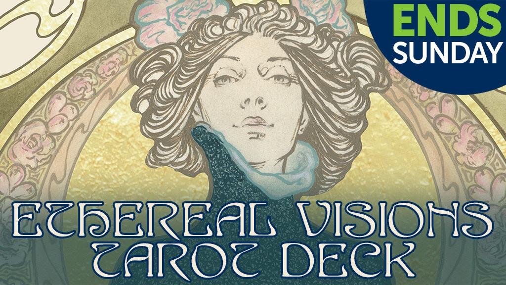 Ethereal Visions: An Illuminated Tarot Deck - Art Nouveau project video thumbnail
