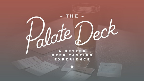 The Palate Deck: Playing Cards for Beer Tasting