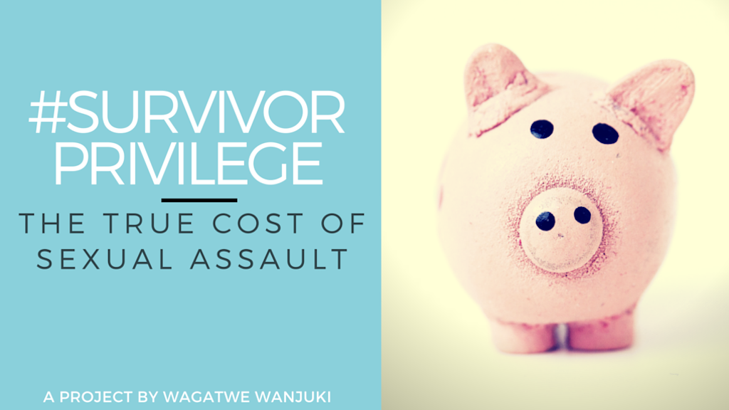 Project image for #SurvivorPrivilege: The real price we pay for sexual assault