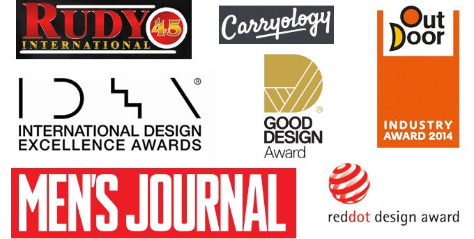 Our rotation180º technology has earned the praise of these publications and organizations since 2013