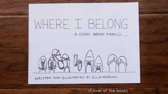 Where I Belong: Children's Book Inspired by Adoption