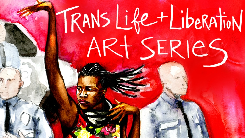 Trans Life and Liberation Art Series project video thumbnail