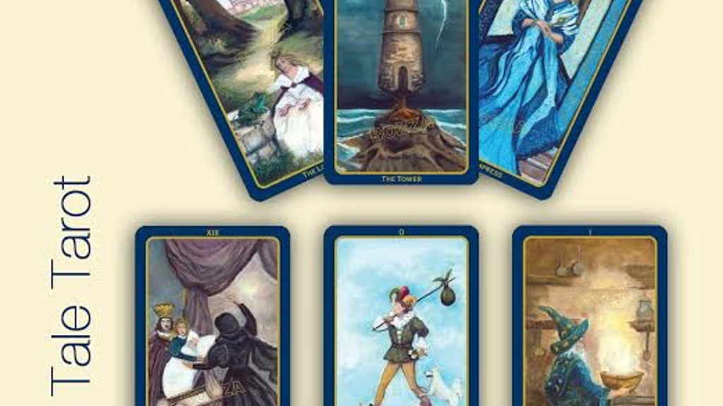 Project image for Hand Painted Fairy Tale Tarot