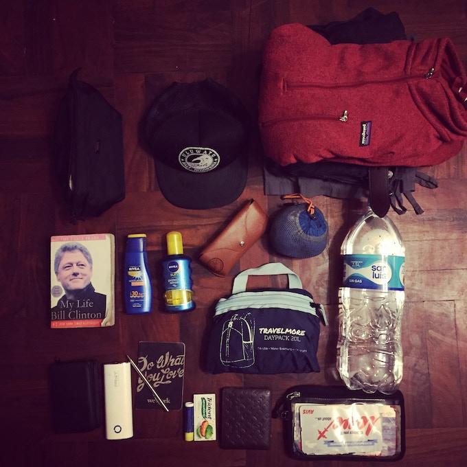 Prepping To Climb Machu Pichu