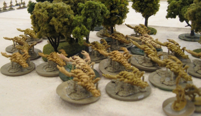 Role Playing or Miniatures Gaming; The Bugs make life challenging for players!