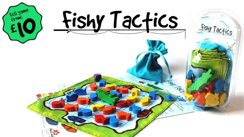 Fishy Tactics project video thumbnail
