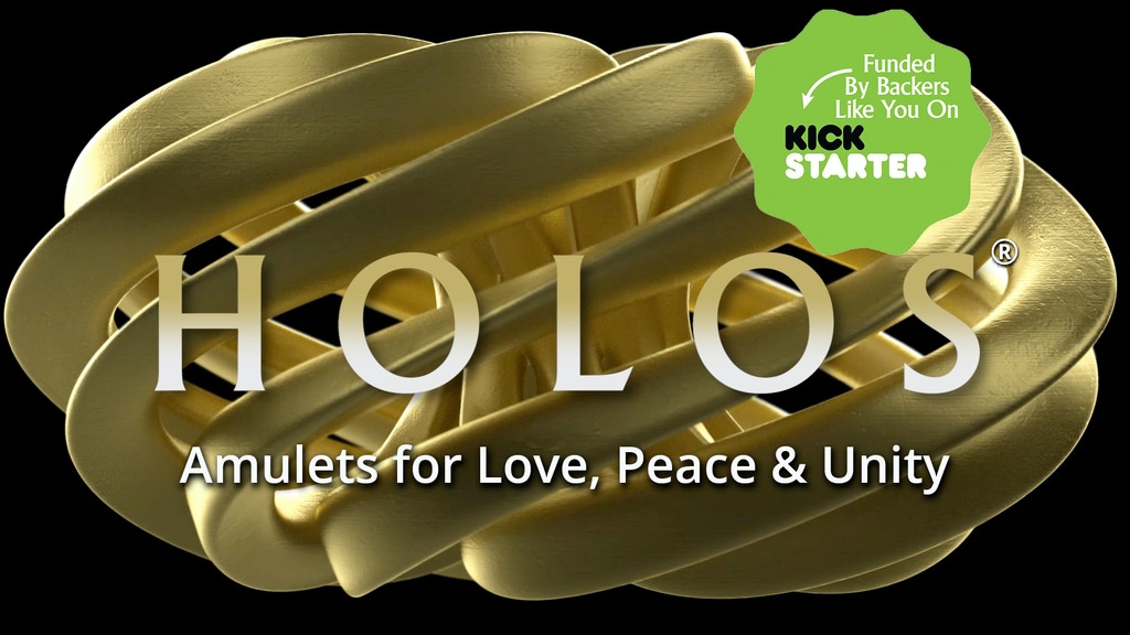 HOLOS® - Amulets for Love, Peace & Unity project video thumbnail