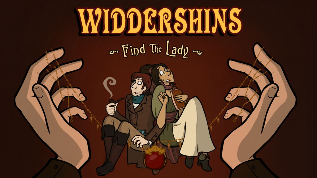 Widdershins: Find The Lady project video thumbnail